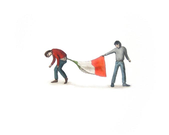 OH, LES ITALIENS!